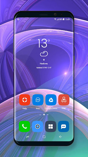 Download Theme for Galaxy S9 Launcher | Live Wallpaper