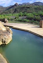 Photo: Verde Hot Springs, Prescott National Forest, Arizona