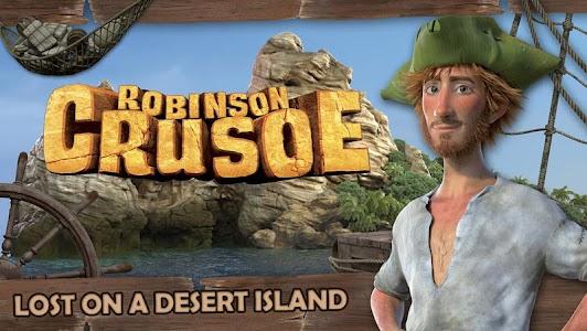 Robinson Crusoe : The Movie screenshot 0