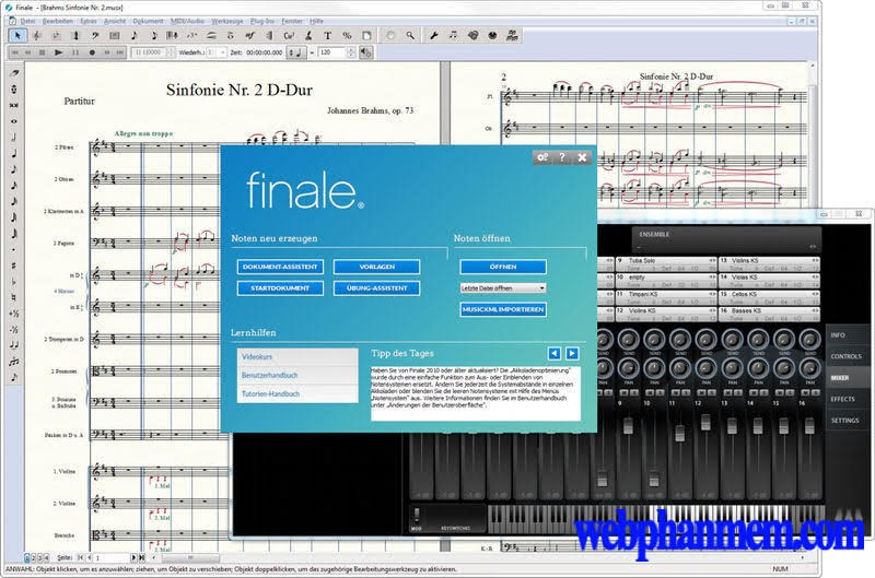 MakeMusic Finale Free Download