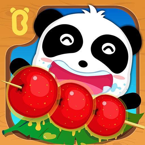 中華美食-寶寶巴士 教育 App LOGO-硬是要APP