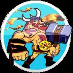 Jungle Adventure viking go Icon