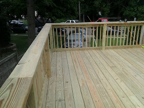 Photo: New Deck N. Bellmore NY