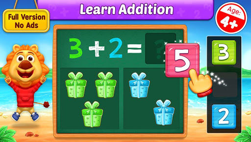 Math Kids - Add, Subtract, Count, and Learn 1.1.4 1
