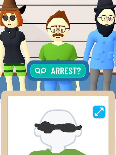 Line Up: Draw the Criminal apktram screenshots 9