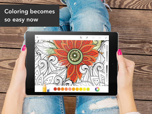 Colorfit - Drawing & Coloring 1.1.3 screenshots 17