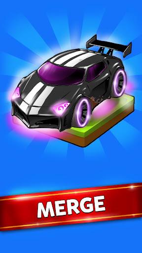 Battle Car Tycoon: Jeux de fusion au ralenti  captures d'u00e9cran 1