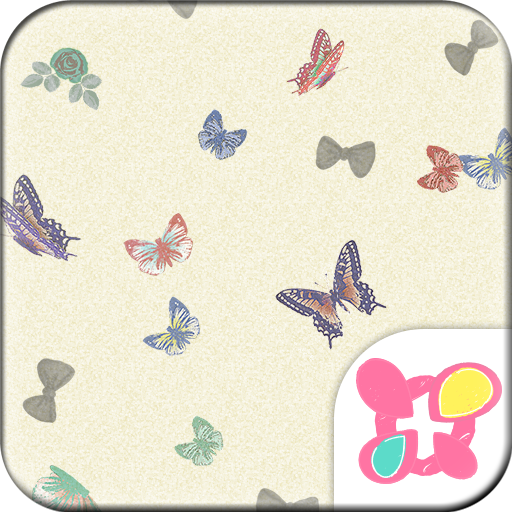 Cute Theme-Butterflies- Icon