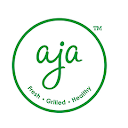 Aja Fresh Grilled & Healthy, Sector 11, Chandigarh logo