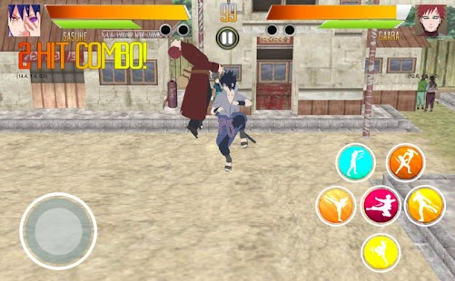 SHINOBI SHIPPUDEN: Ultimate Ninja Hero - náhled
