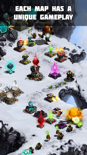 Ancient Planet Tower Defense Offline 1.1.87 de.gamequotes.net 2