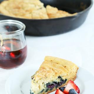 Easy Gluten Free Skillet Pancake
