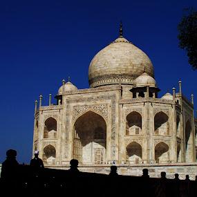 Wah Taj by Dola Das - Buildings & Architecture Statues & Monuments