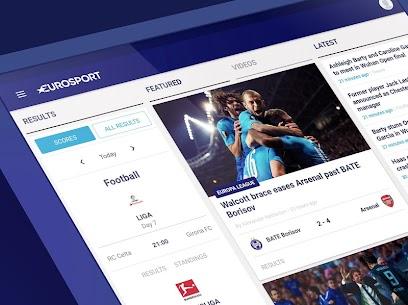 Eurosport MOD (Cracked) 6