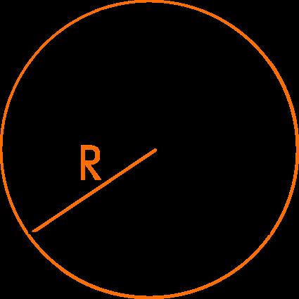 Rumus untuk luas segitiga di sisi dan sinus sudut