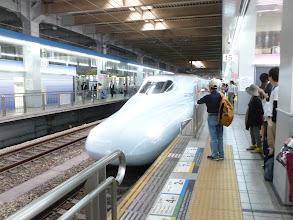 Photo: Train from Fukuoka to Kumamoto