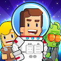 Rocket Star - Idle Space Factory Tycoon Games icon