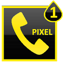 PP THEME PIXELPHONE BIGGER YELLOW icon