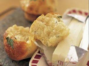 Sally Lunn No Yeast Rolls Recipe