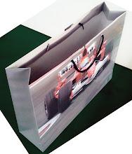Photo: Sacola Especial (1) Grande (com acabamento impresso de amostra)