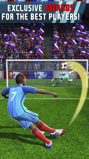 Shoot Goal - Multiplayer Soccer Games 2019 1.0.9 screenshots 9