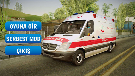 TR Ambulans Simulasyon Oyunu  screenshots 15