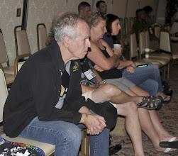 Photo: Former board member Gene Marx