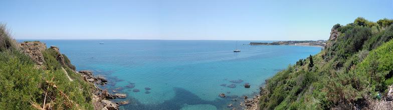 Photo: Vasilikos beach [panorama]
