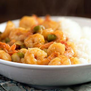 Easy Kung Pao Shrimp Recipe