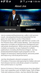 Joe Courtney- screenshot thumbnail