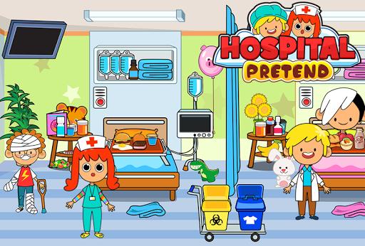 My Pretend Hospital - Kids Hospital Town Life 1.8 screenshots 1