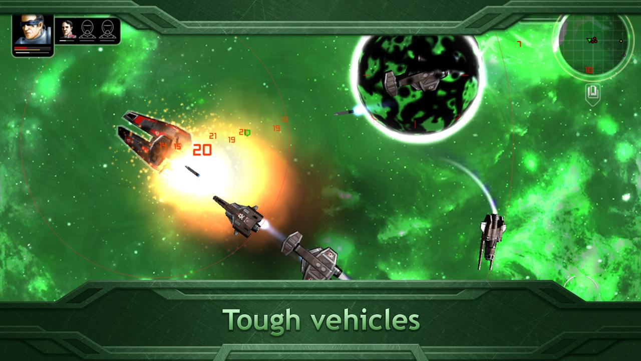 Plancon: Space Conflict Free- screenshot