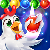 Farm Fruit - Pop Bubble Shooter