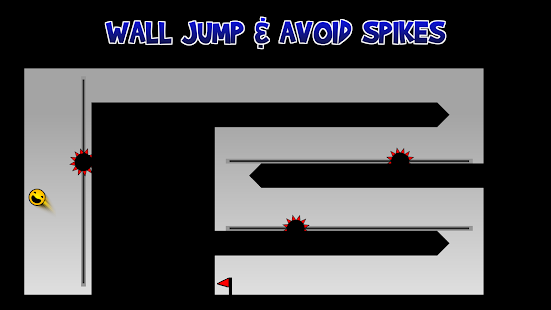 Super Jumpy Ball Free - A Platform Puzzle - náhled