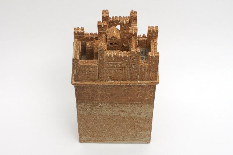 Bryan Newman Ceramic Sculpture 006