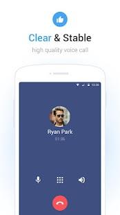 WhatsCall – volání zdarma - náhled