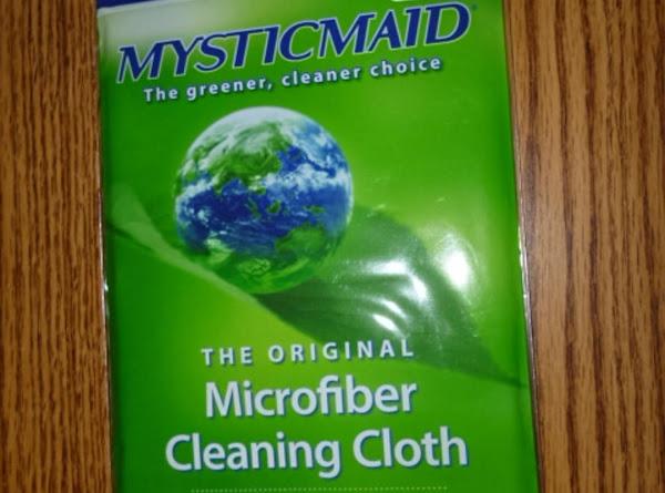 Mysticmaid Microfiber Cleaning Cloth Recipe