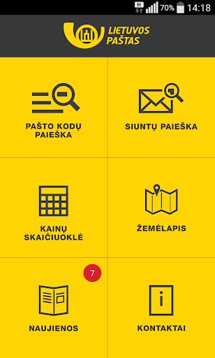 Lithuania Post