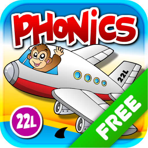 Phonics Island - Letter Sounds Game &Alphabet Lite