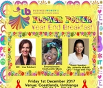 BWA Flower Power Year End Breakfast : Coastlands Umhlanga Hotel and Convention Centre