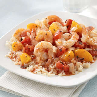 Shrimp Sauce Peaches Recipes