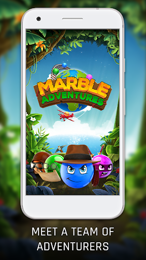 Marble Adventures: Skill-based Puzzle Game screenshot 1
