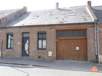 maison à Crécy-sur-Serre (02)