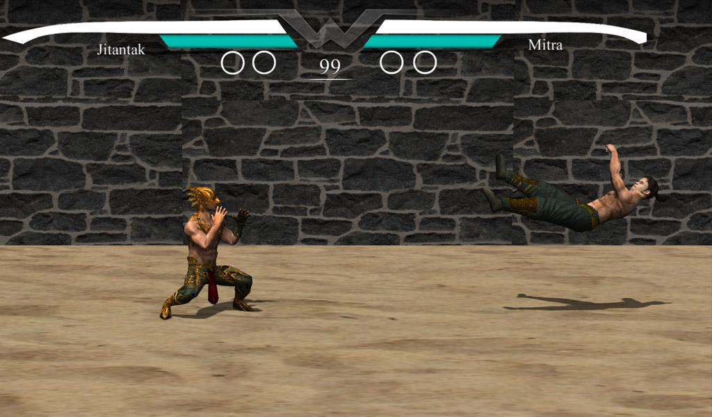 Kung Fu legends fight- screenshot