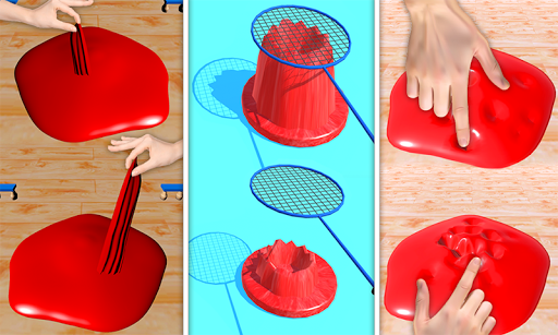 DIY Makeup Slime Maker! Super Slime Simulations screenshot 3