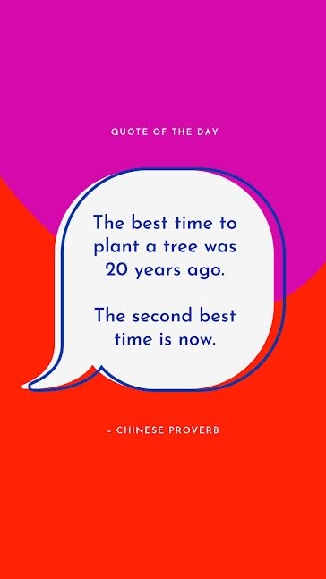 Plant a Tree - Facebook Story template