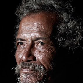 by Liang Deoz - People Portraits of Men
