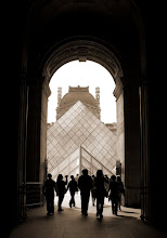 Photo: The Louvre in Paris