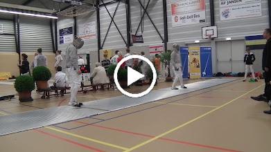 Video: Finale Bente tegen Alexander deel 2