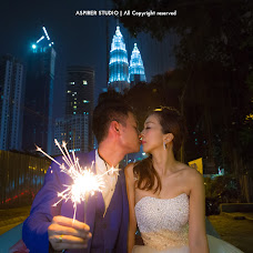 Wedding photographer Viloon Looi (aspirerstudio). Photo of 15.05.2017